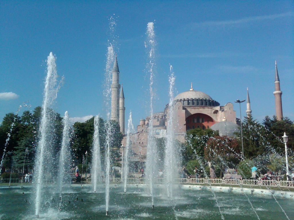 Last stop in Europe – Istanbul